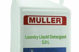 Muller Liquid Detergent 5 Ltr