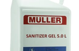 Muller Hand Sanitizer Gel 5 Ltr