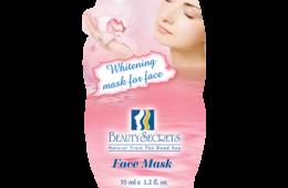 Whitening mask for Face