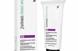 Lightening & Anti-Odor Cream with Dead Sea Minerals